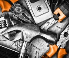 Įrankiai ir jų priedai