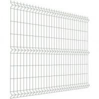 Karštai cinkuoti tvoros segmentai 4mm