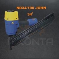 B.PRO ND34/100 JOHN pneumatinė viniakalė